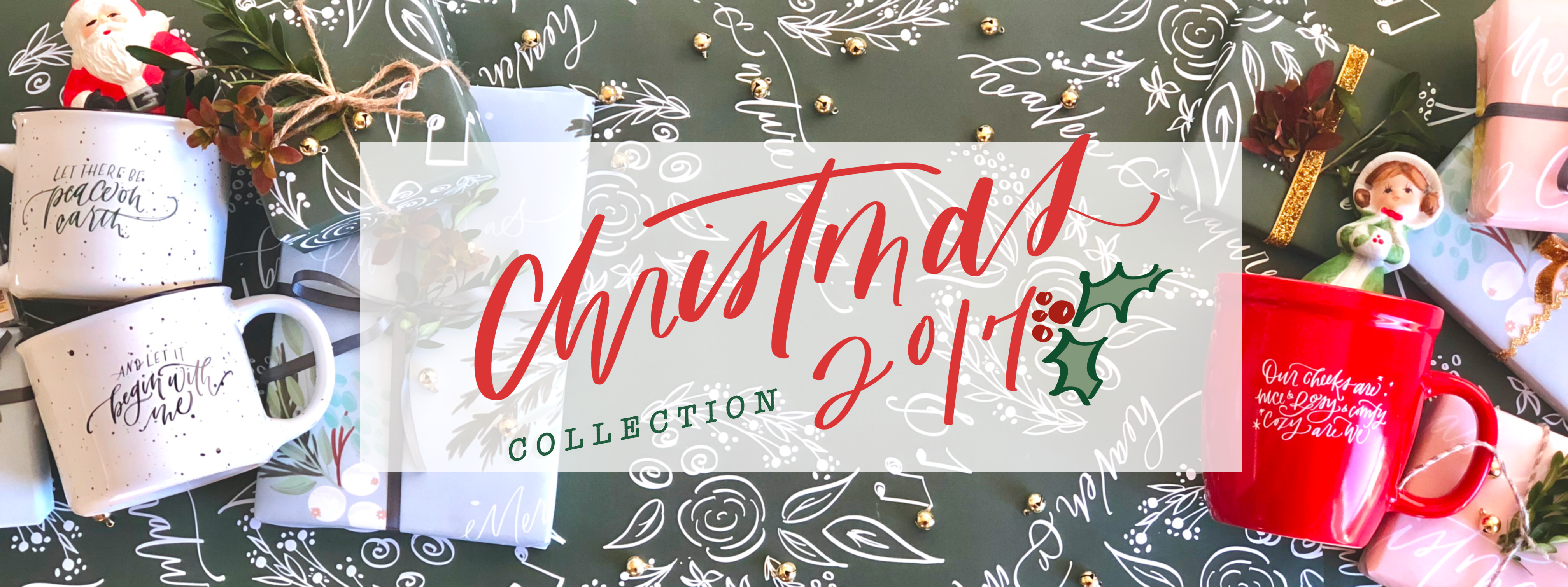 The 2017 Lovely Christmas Collection