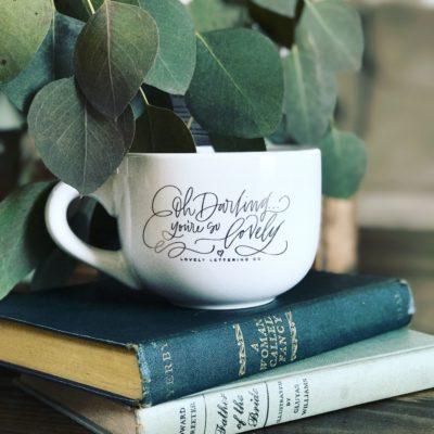 Oh Darling Mug